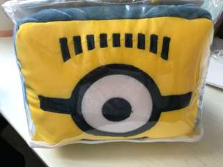 Minions neck cushion 頸枕