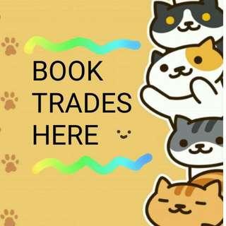 Book TRADES ~~