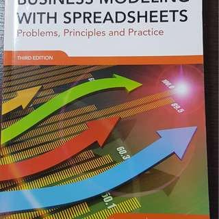 🚚 Business Modeling with Spreadsheets