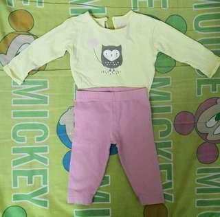 Baby Pyjamas Set