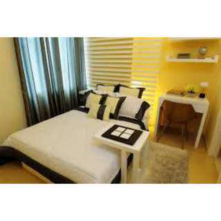 FOR SALE 1 BEDROOM CONDO UNIT 36.50 SQM IN QUEZON CITY NO SPOT DOWNPAYMENT P20K PER MONTH