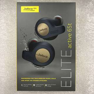 BNIB Jabra Elite 65t Active (Blue)