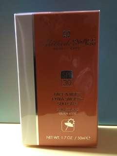 Methode  Swiss 牌 face & body extra smooth sun care (SPF 30) 一支 50ml