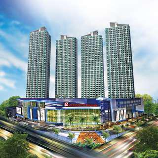 PROPERTY FOR SALE 1 BEDROOM WITH BALCONY NEAR ROBINSONS MAGNOLIA