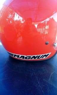 Magnum Helmet Rare