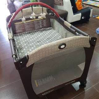 Graco Travel Cot Pack
