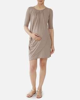 Elin Maternity and Nursing Dress Small
