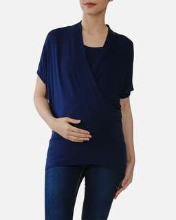 Elin Maternity and Nursing Top Small