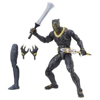 全新未開 金錢豹  連 BAF 黑豹電影 Erik Killmonger Marvel Legends Avengers