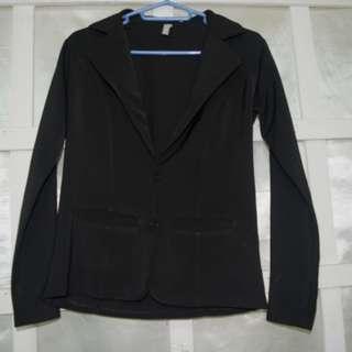 Black Blazer // Jacket