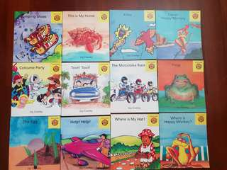 12 FOR RM15 CHILDRENS BOOKS