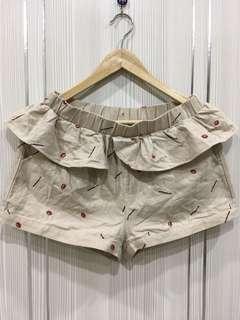 🚚 刺繡短褲