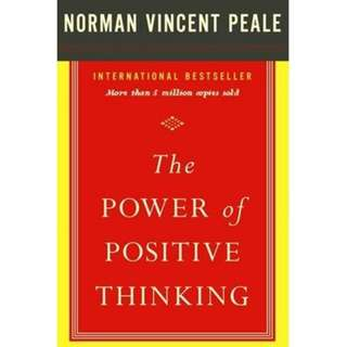 [eBook] The Power of Positive Thinking by Norman Vincent Peale