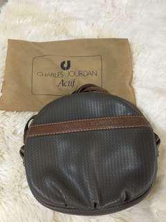 Vintage Charles Jourdan Actif  Hand bag
