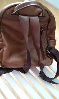 ❤啡色小背包❤