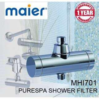 Brand New Shower Filter Maier Pure spa