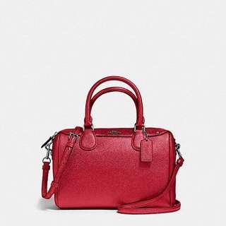 Coach mini beneth satchel