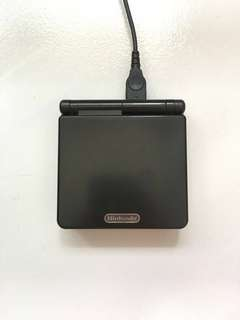 Nintendo Gameboy Advance SP (Black)
