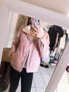 Top Shop Inner Fur Jacket