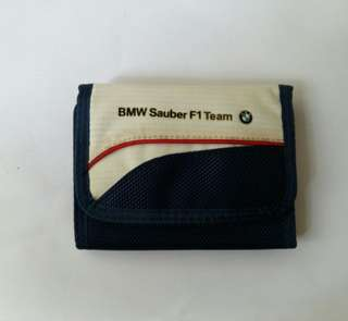 BMW Sauber F1 Team Wallet