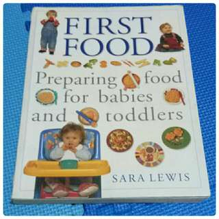 First Food Book