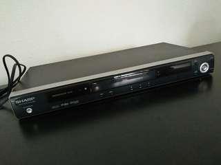 Sharp DVD Player (Working)