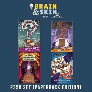 The Secret Series (Books 1-4)