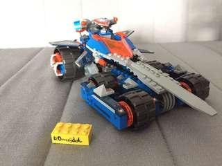 Lego Nexo Knight loose no minifigure