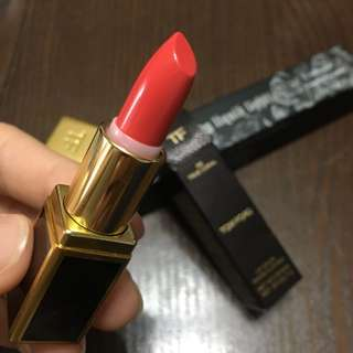 🚚 Tom Ford Lip Colour in 09 True Coral (.03oz/1g)