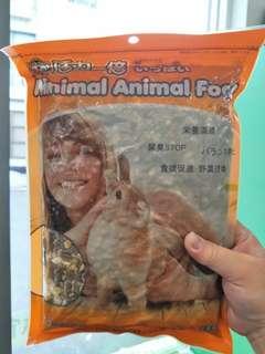 成兔綜合飼料