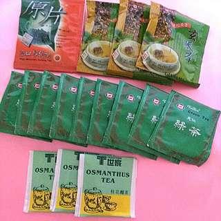 16包/綜合茶包