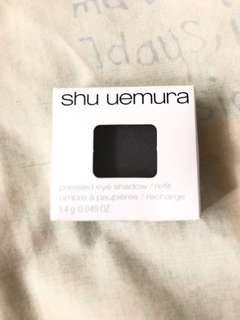 shu uemura pressed eye shadow 983 black refill