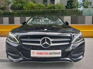 Mercedes-Benz C180 Saloon Auto Avantgarde