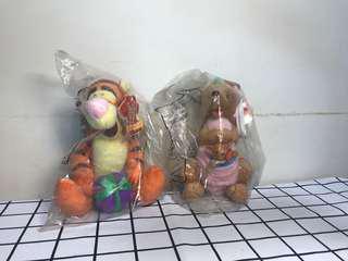 Tigger & kanga 80th anniversary plush toy