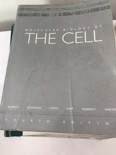 Molecular Biology Of The Cell (4th edition)