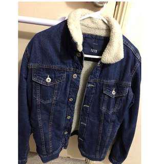 Zara Denim Jacket Size M