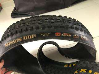 Maxxis DHF 27.5×2.3