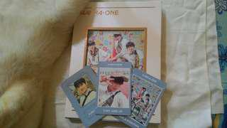 [WTS] WANNA ONE (Triple Position) - 1÷X=1 (UNDIVIDED)