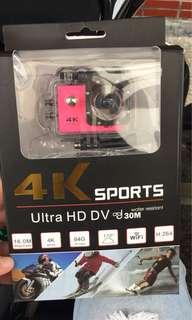 🚚 4K sports ultra had dv 30m