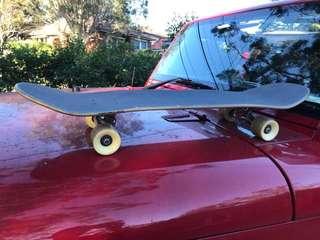 "8"" Santa Cruz Skateboard Original Star Wars"