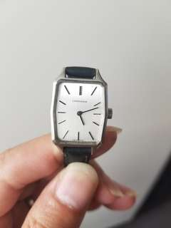 longines vintage lady watch ,not rolex ,omega ,cartier