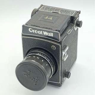 Vintage Camera - Great Wall