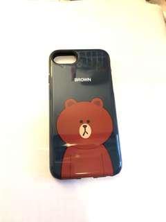 Line 熊大iPhone 7/8手機套