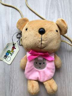 🚚 Teddy Bear handbag