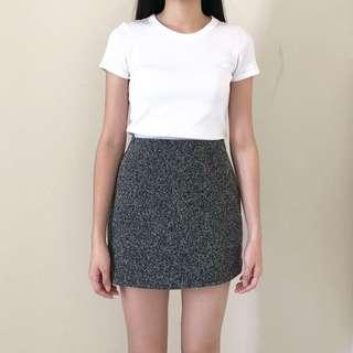 TOPSHOP bouncle skirt
