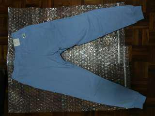 全新Cotton On Trippy Track jogger pants Size M 運動褲 light blue