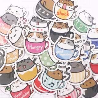 🚚 Cute Kitty Planner Sticker