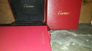 2 Cartier Box free shipping