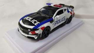 1:32 Chevrolet Camaro with LED headlights and headlights in new SPF Livery