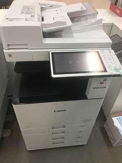 Canon colour copier printer 4 in 1 - C3525i